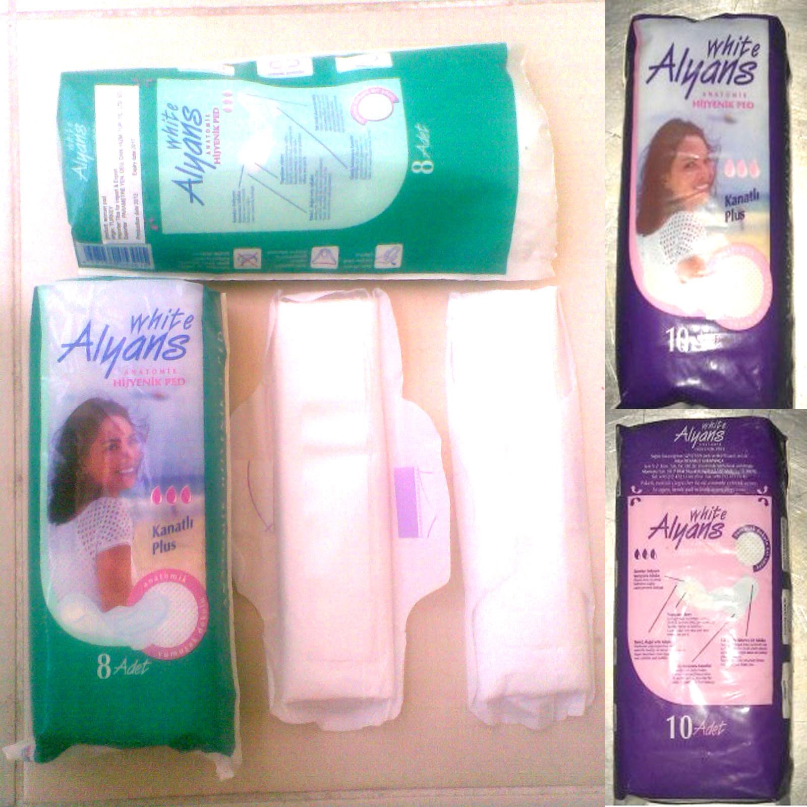 AlyansPed hygienic pad