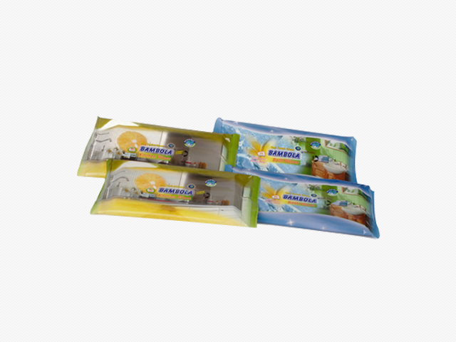 Bathroom and Kitchen Cleaning Wipes
