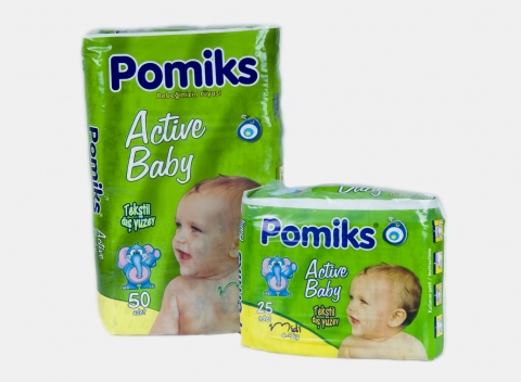 Pomiks Active Baby