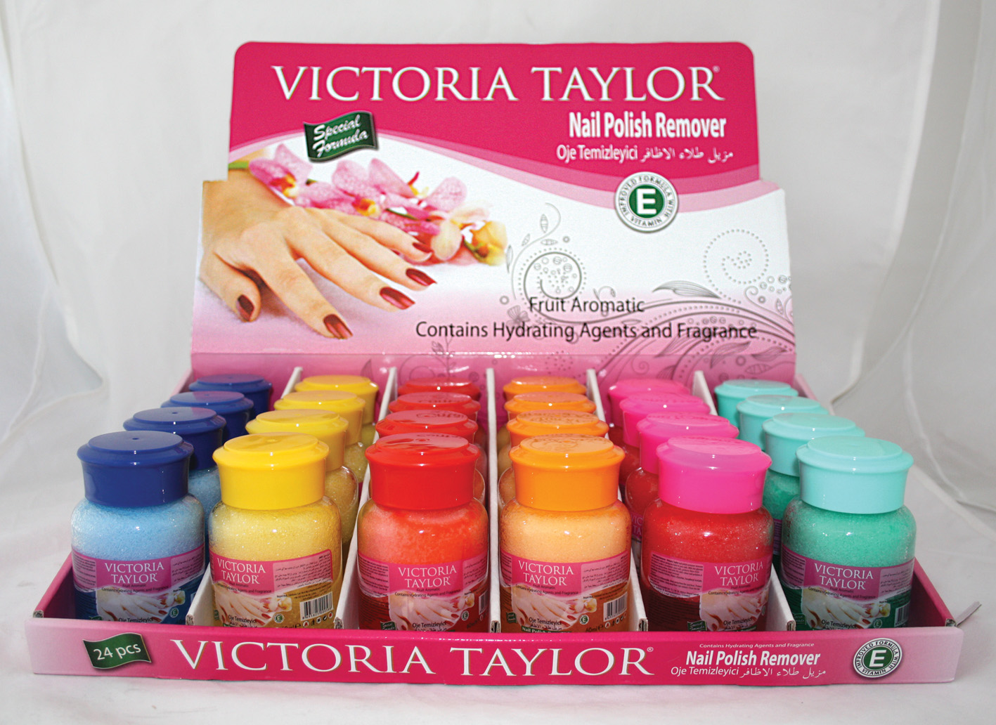 Victoria Taylor Nail polish remover sponges