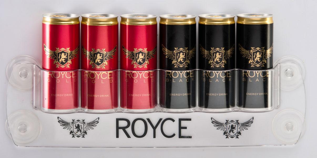 Royce Energy Drink